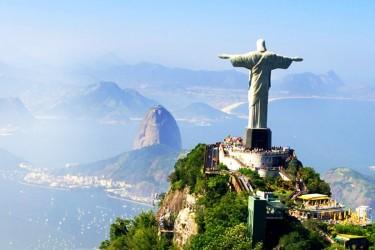 Christ the Redeemer, Rio de Janeiro, Summer Olympics 2016