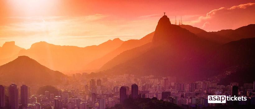 Summer Olympic Games in Rio De Janeiro