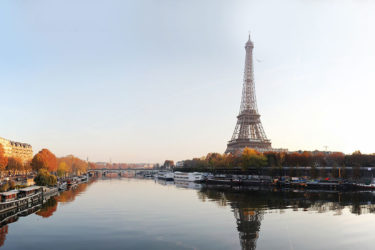 Paris - Seine river and Eiffel Tower in autumn - ASAPtickets travel blog
