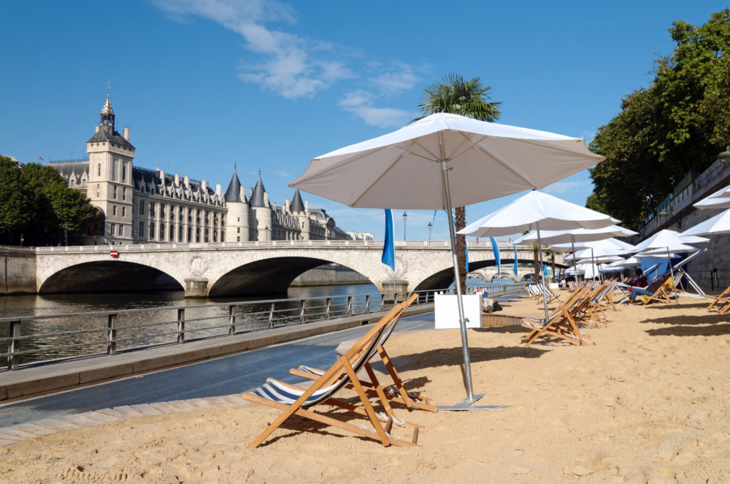 Plages in Paris - ASAP Tickets Blog