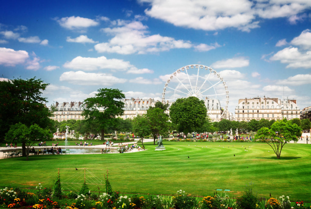 Tuileries garden - ASAP Tickets Blog