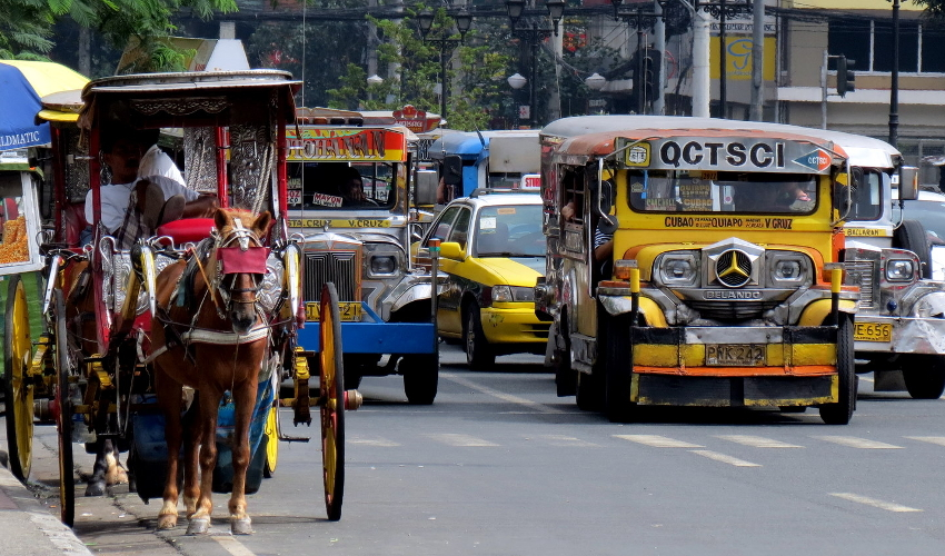 Jeepneys - Fun Things To Do in The Philippines