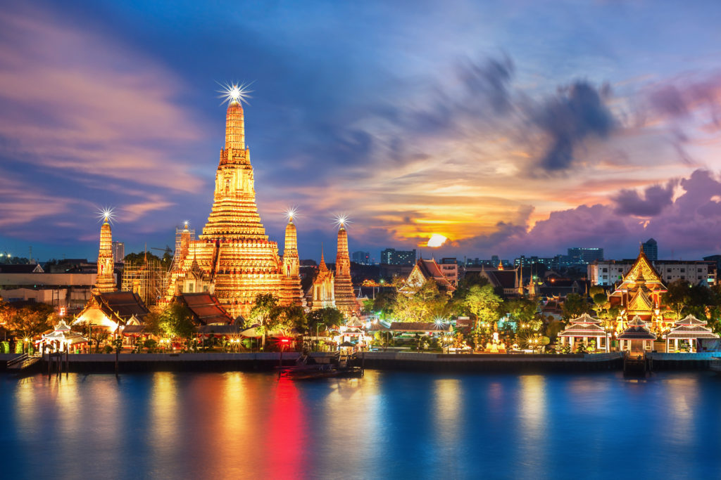 Thailand, Bangkok - ASAP Tickets Blog