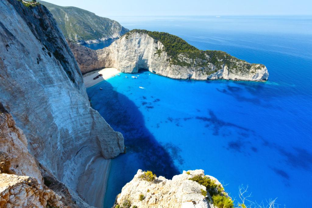 Navagio Beach, Greece - Multi-City Trip destinations