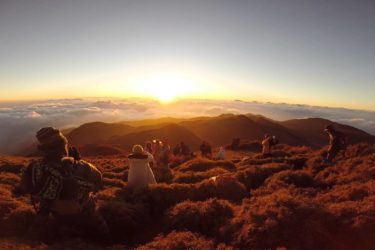 Mountain hiking in the Philippines, travel to Philippines - ASAPtickets travel blog