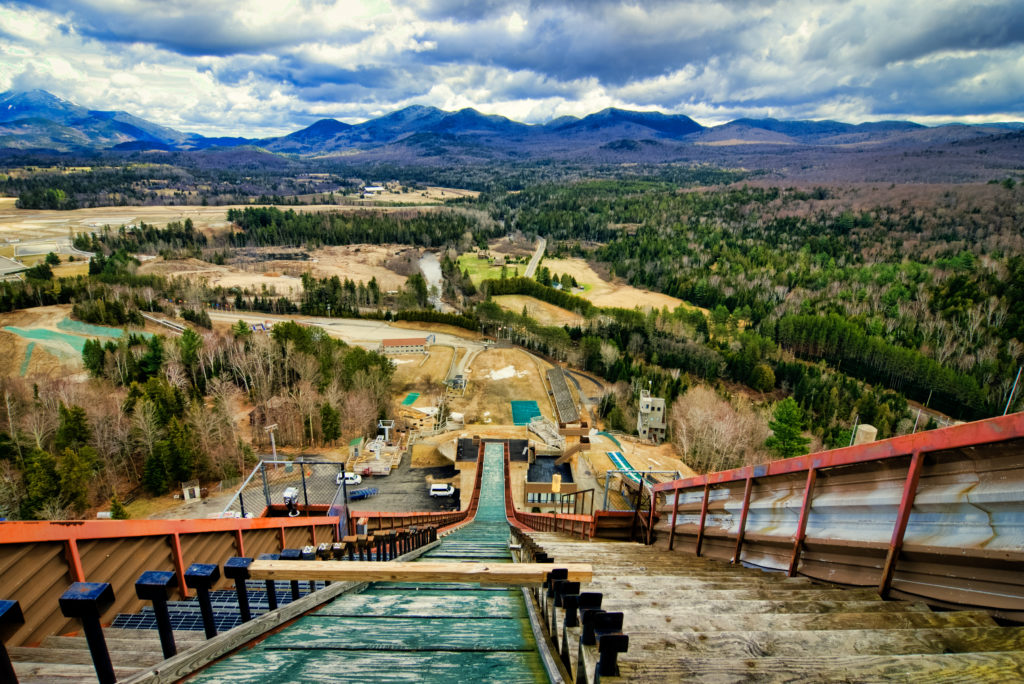 Lake Placid Olympic Ski Jumping Complex