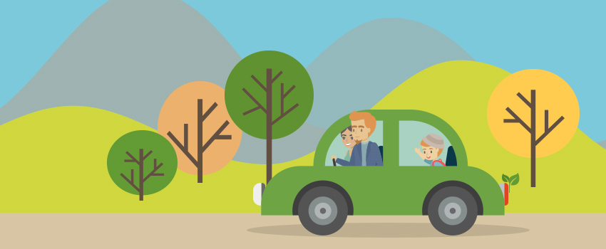 How not to get lost on a road trip? Why use the Sygic app