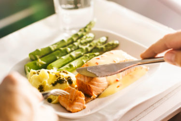 Can You Guess 10 Best Airline Meals?