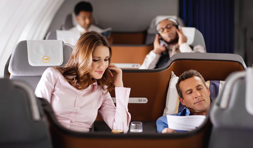 Lufthansa TSA Precheck