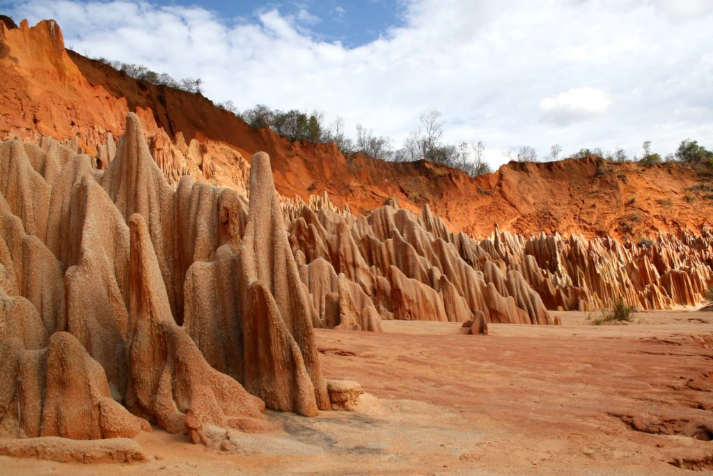 Madagascar is known as the Red Island - Travel to Madagascar