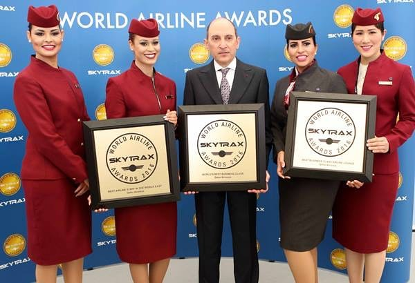 Qatar Airways - Best Economy Class Airlines