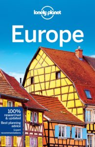 Lonely Planet Europe - 5 Best Travel Guidebooks Europe