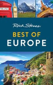 Rick Steves Best of Europe - 5 Best Travel Guidebooks Europe