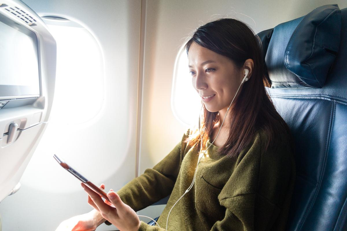 How to cope with long haul flights