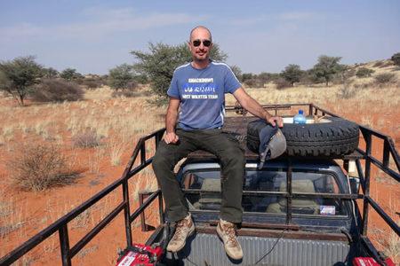 Paolo D'Odarico - Kalahari Desert