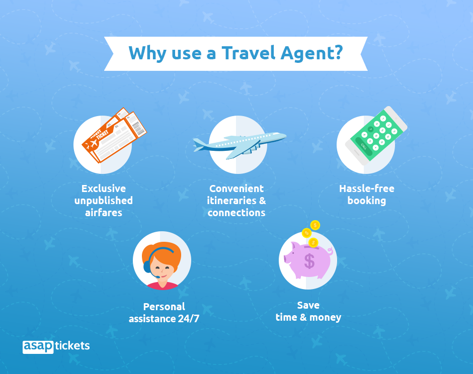 Why Use A Travel Agent?