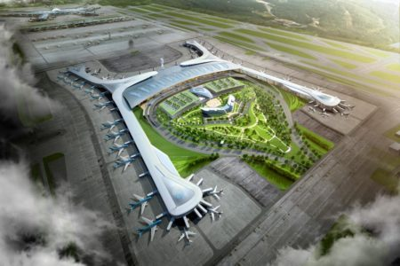 Incheon International Airport Infographic