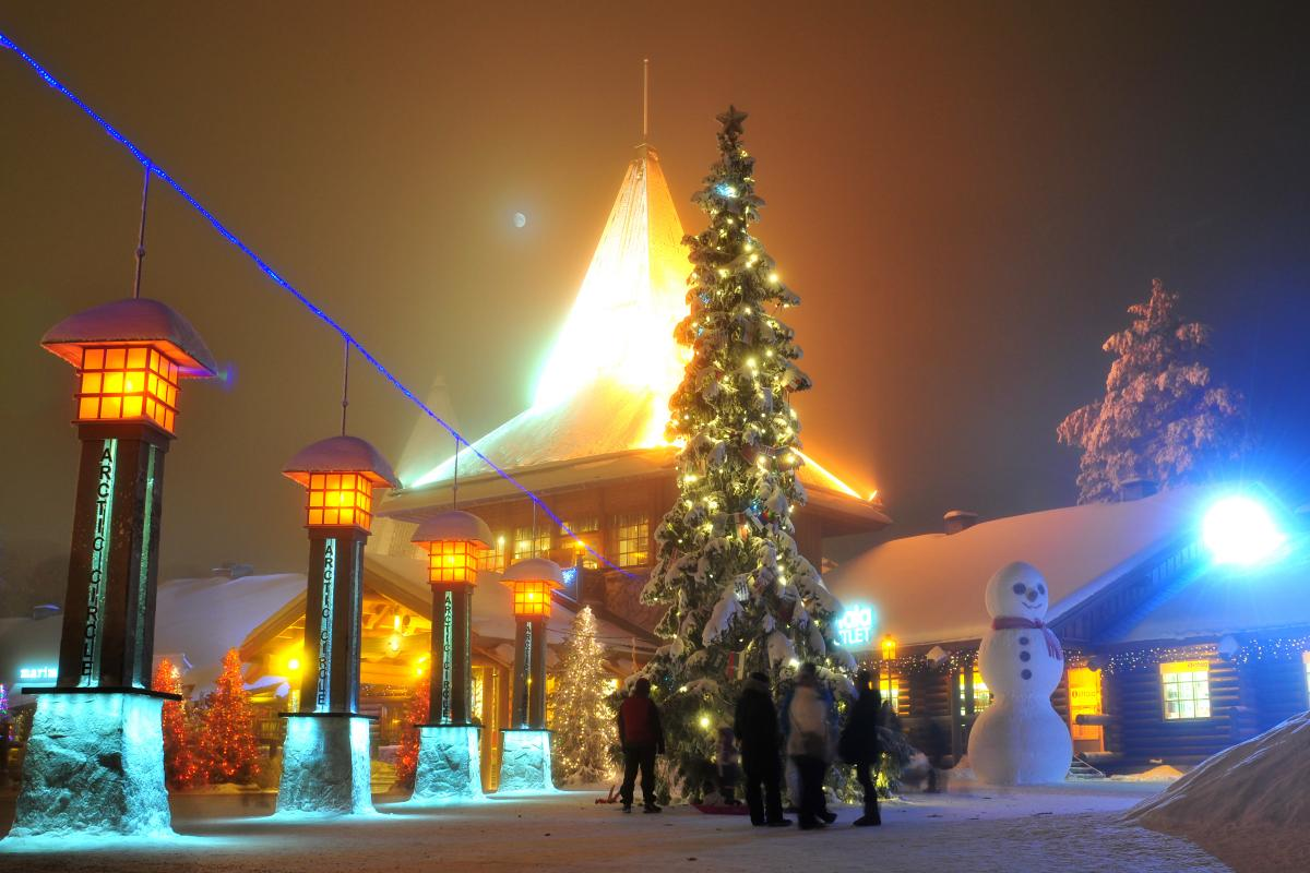 Christmas Destinations - Lapland Finland