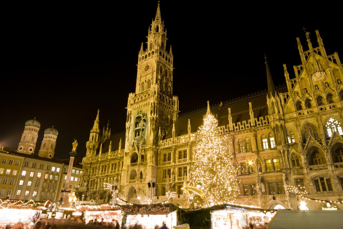 Marienplatz, Munich, Germany, Christmas Markets in Europe