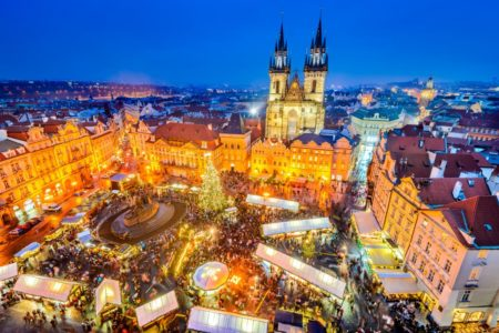 Christmas Markets - Prague, Czech Republic
