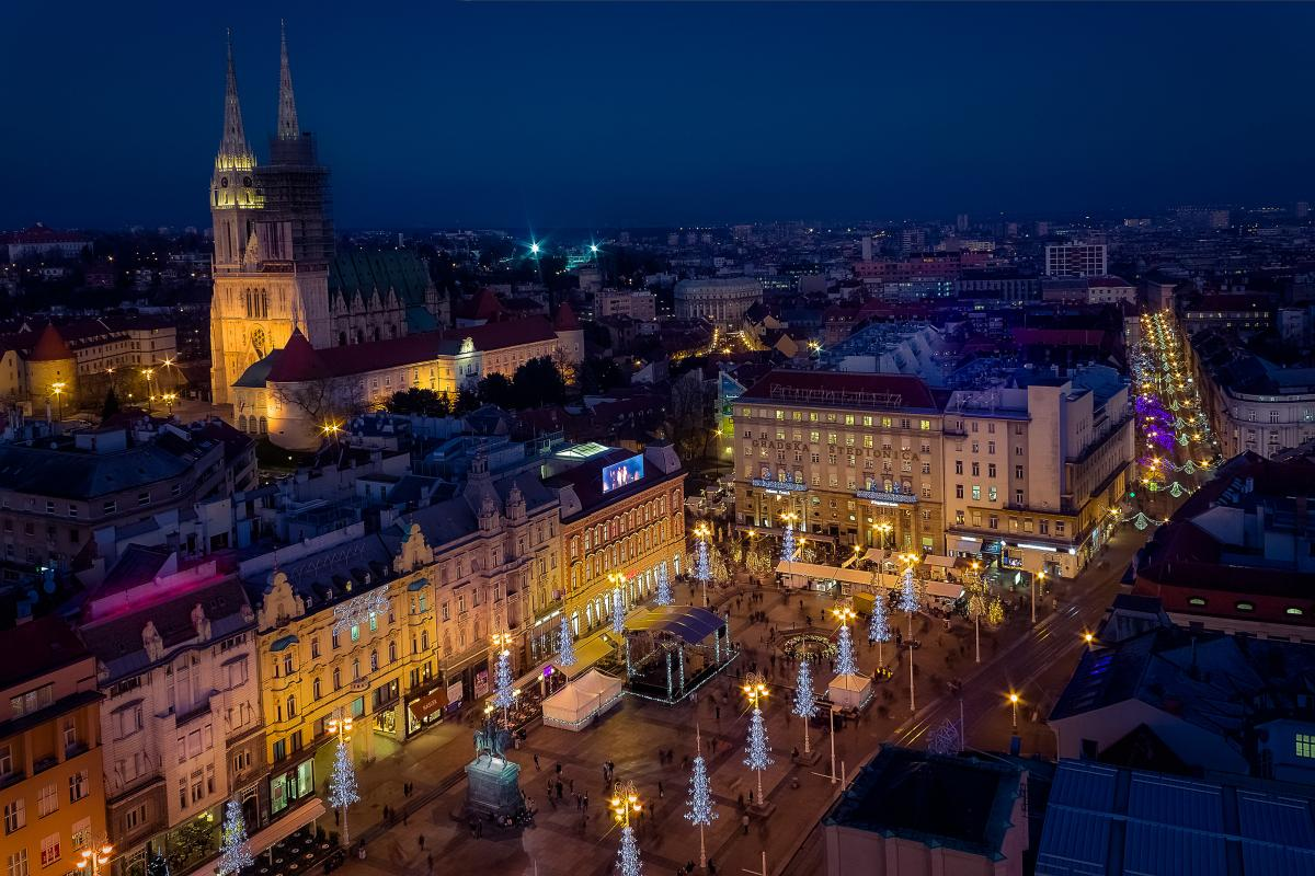 City Center, Zagreb, Croatia, Christmas Markets in Croatia