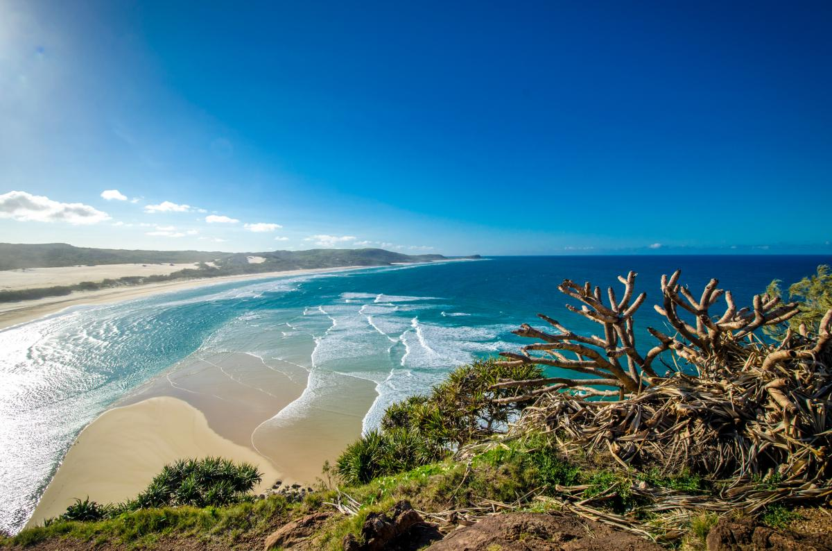 Christmas Destinations - Fraser Island