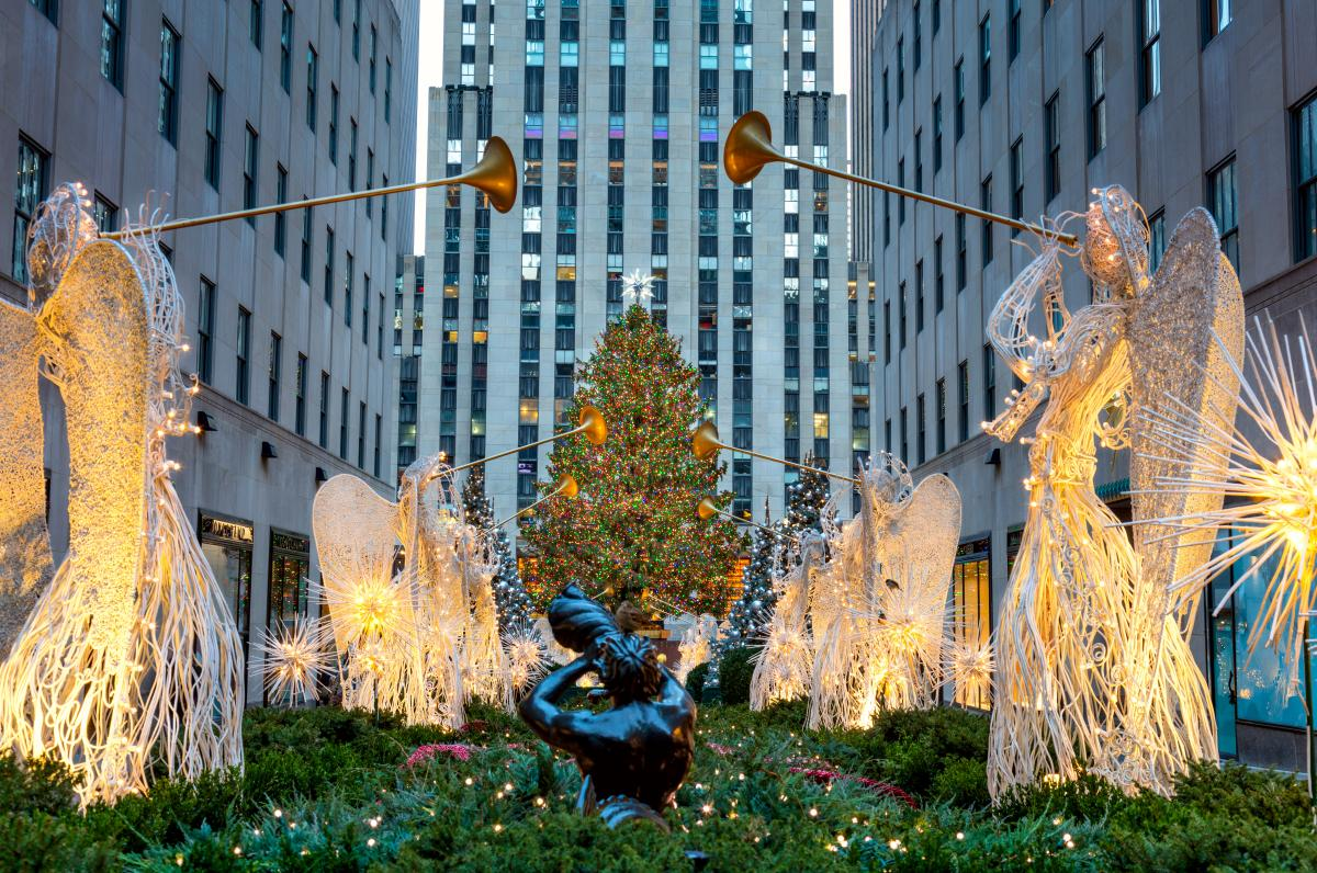 Christmas Destinations - New York