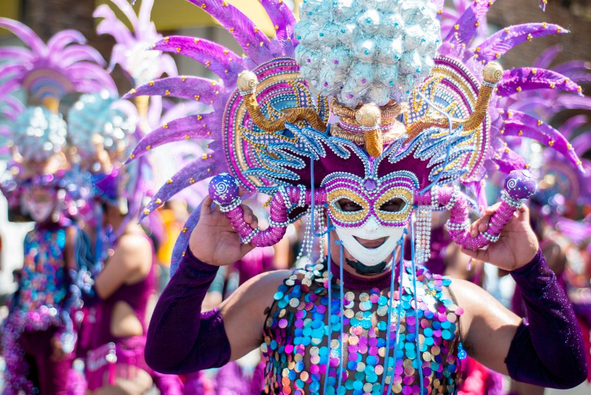 Philippine Festivals 2018 - MassKara Festival