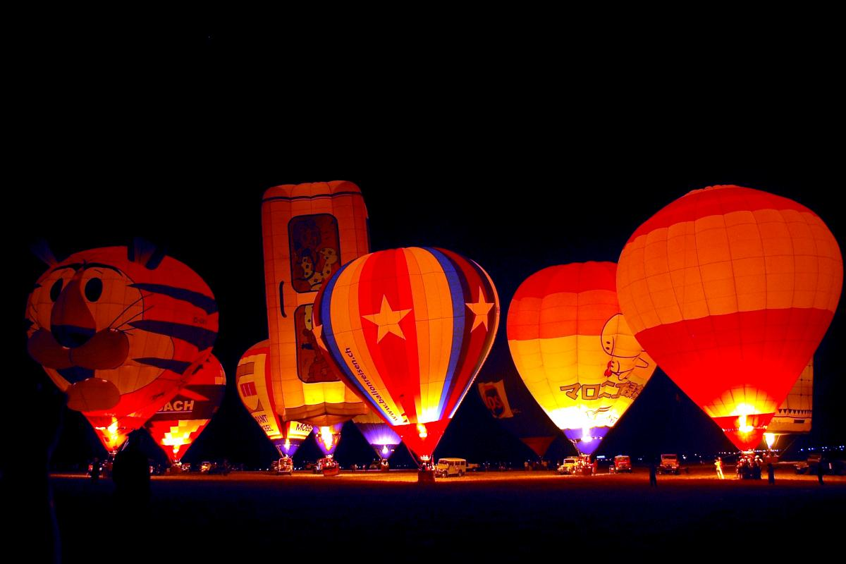 Philippines Festival 2018 - Philippine International Hot Air Balloon Fiesta