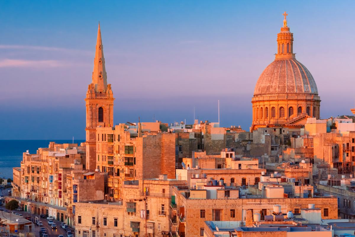Travel Trends 2018 - Valletta, Malta