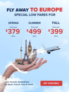 Are Cheap Flights a Scam? - Cheap Flights to Europe