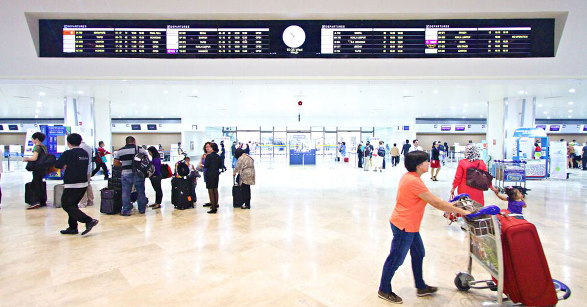 Manila International Airport Guide - Terminal 1 Check in Hall