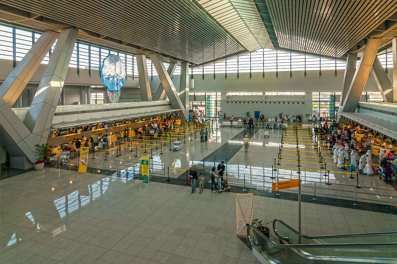 Manila International Airport Guide - Terminal 3 Check-in Hall