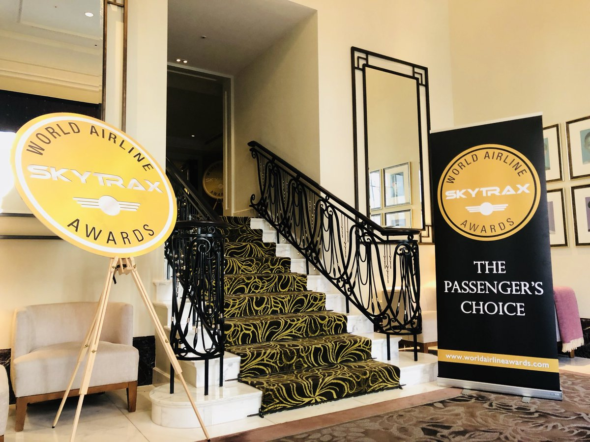Skytrax Airline Awards 2018 - World's Best Airlines 2018