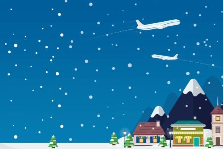 When is the best time to book flights for Christmas 2018?