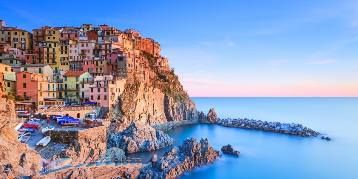 Cinque Terre, Italy - - How to Find the Cheapest Flights to Europe