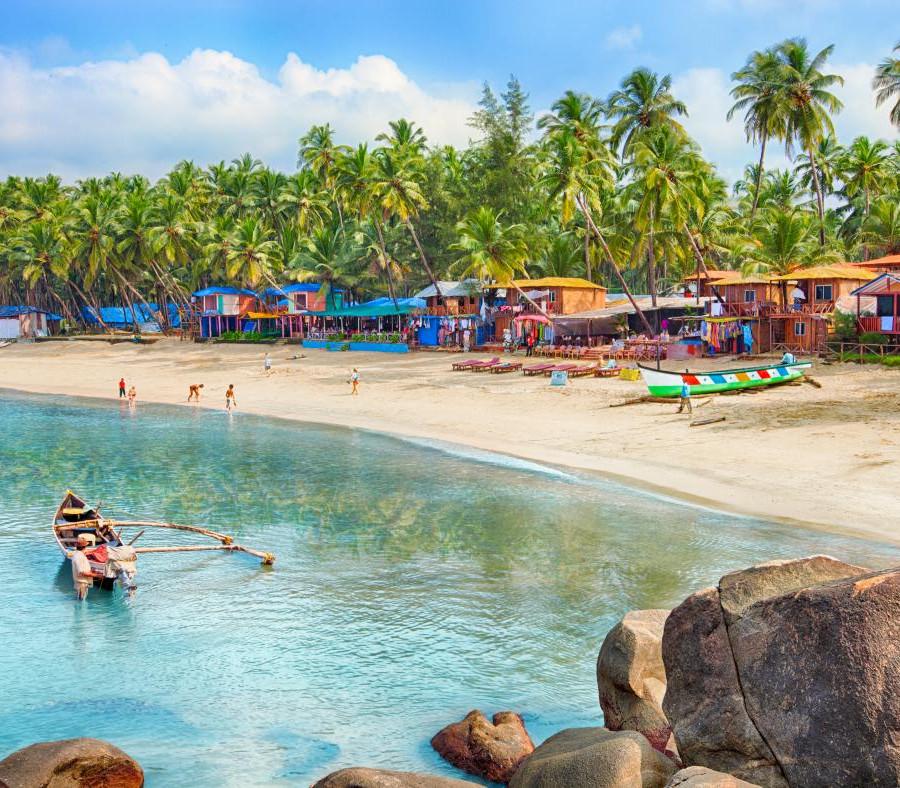 Goa Beach Easter getaway