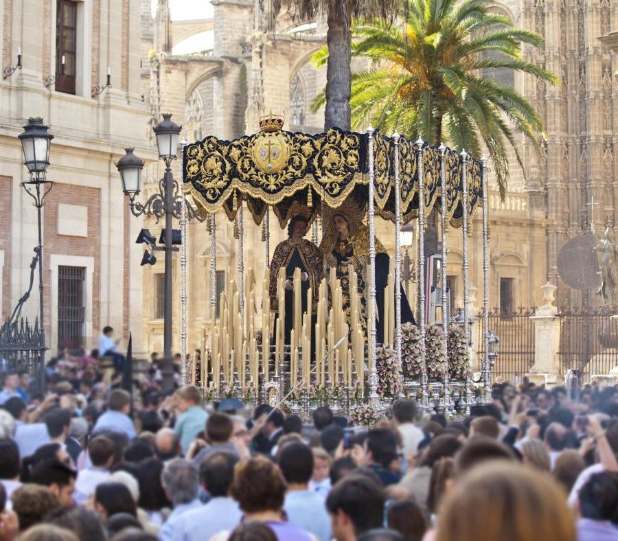 Easter Break in Seville