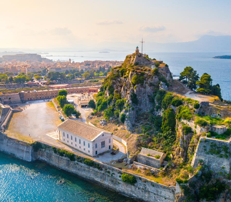 Corfu Easter Break