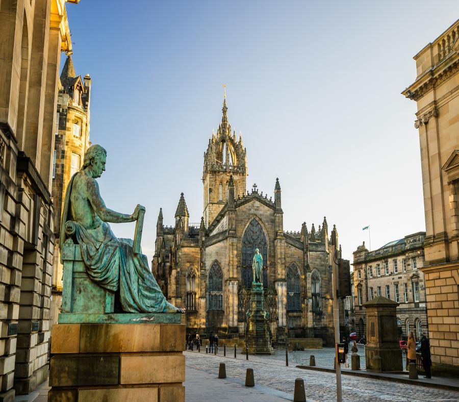 Edinburgh Mothers Day