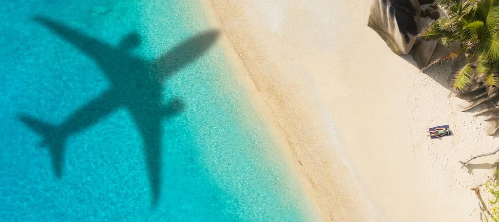 Flying internationally