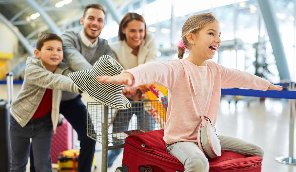 best way to book international flights