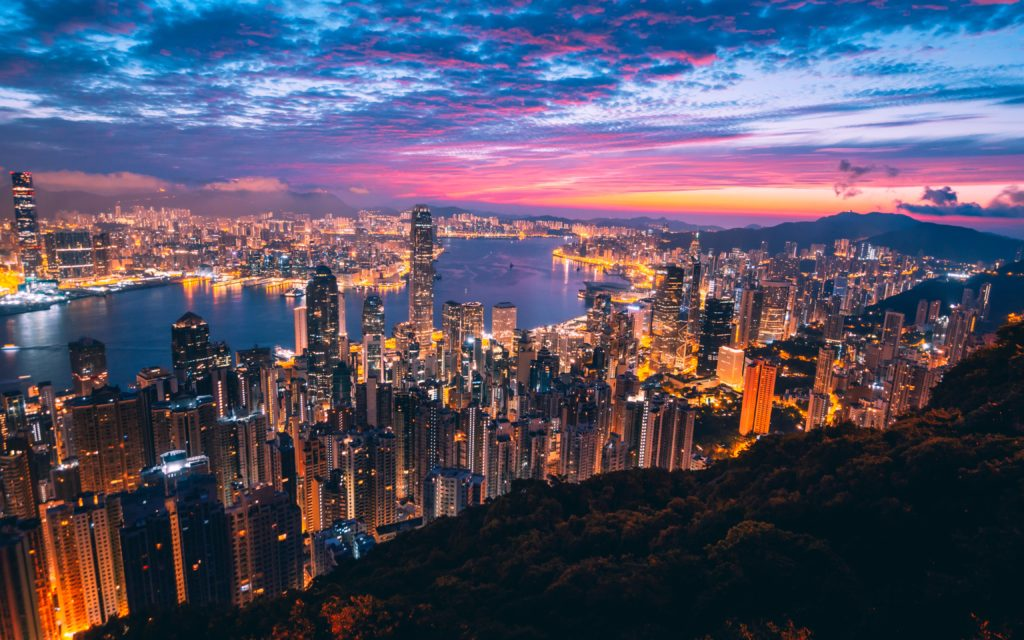 cheap flights to Hong Kong; Flights to Hong Kong; top destinations in ASIA