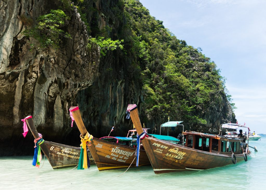Cheap flights to Phuket; flights to Thailand; vacation in Asia; top destinations in Asia; best destination in Asia