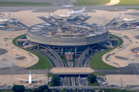 Biggest Airports in Europe