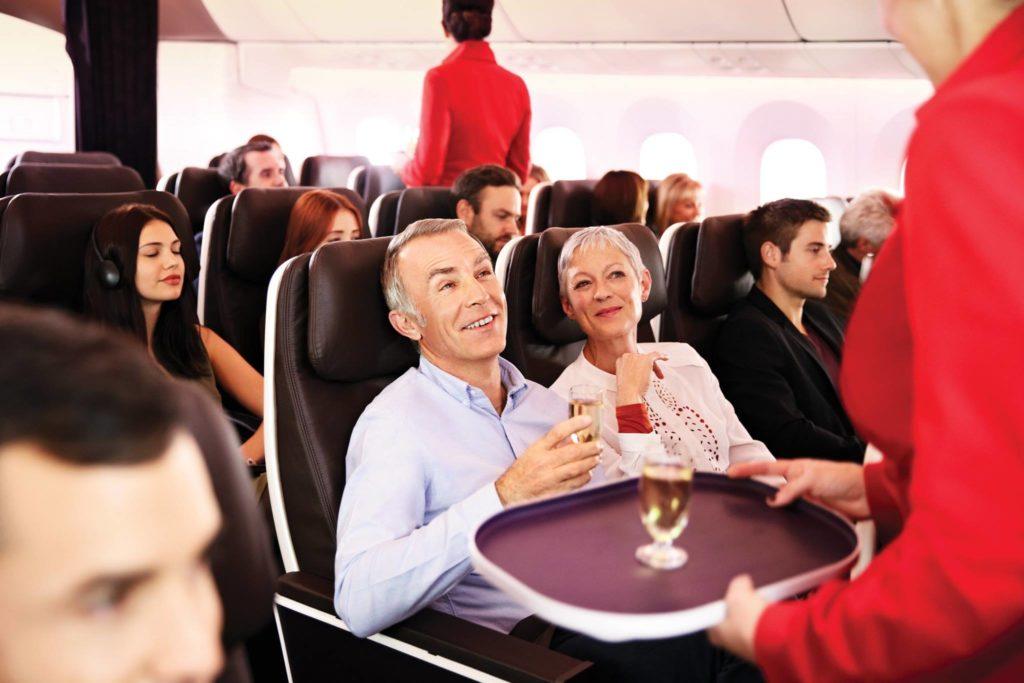 Virgin Atlantic Premium Economy Class; Best Premium Economy Class Cabins 2020