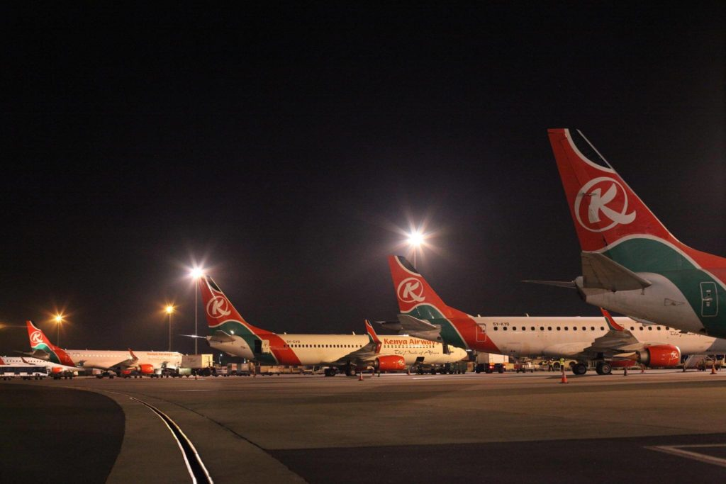 Flying with Kenya Airways. The Ultimate Guide to Flying with Kenya Airways.